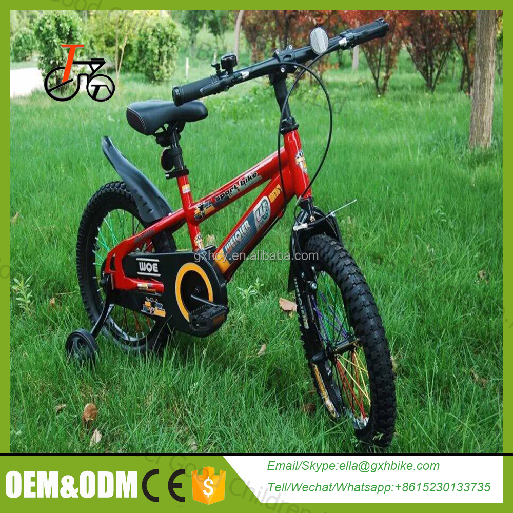 2017 kid bike / factory direct sell kid bicycle for 3 years old children / baby bicycle with low price
