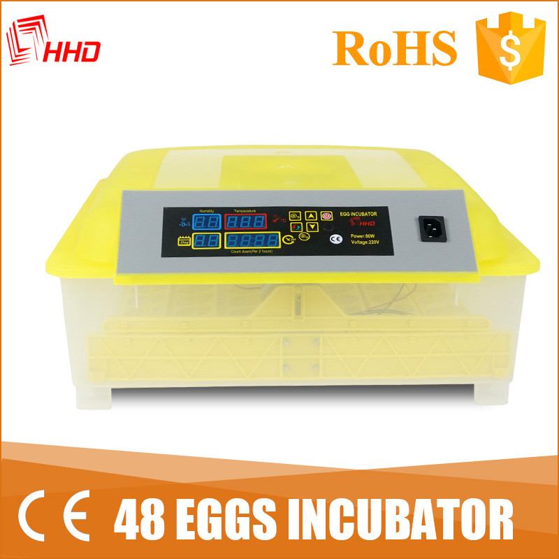 Full automatic gas egg incubator for sale YZ8-48