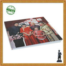 Whole family's full color photo album printing / No MOQ and free blank proof