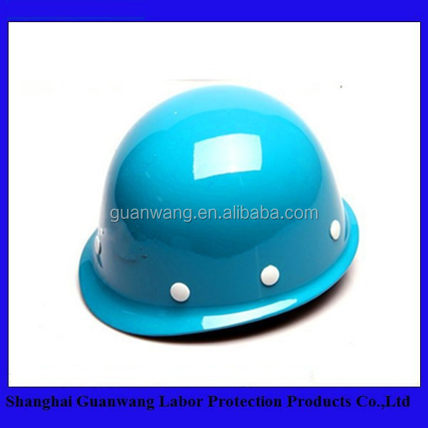 Heat Resistant Safety Helmets For Metallurgy Industry