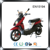 New arrival powerful lead acid battery e scooter adult 48v 500w electric motorcycle