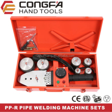 applying to interior decoration and cost effective and great demand in world market PPR PIPE fittings welding machine