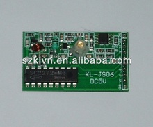 6-Channel Stability RF Decoding Receiver Circuit Board 433MHZ (KL-JS06)