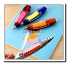 Free design roller pen with note book