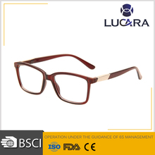 Wholesale 2016 Newest Model most beautiful wide temple metal optical frames Eye Glasses