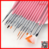 YASHI new style Nail Brush Art Design Set Dotting Polish Painting Drawing Polish Brush