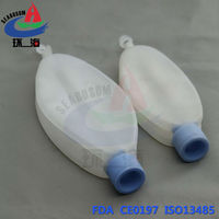 Medical Anesthesia Silicone Breathing Bag CE