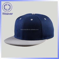Hot Sale Customize Plain Snapback Hats / Wholesal Snapback Starter Blank Hat And Cap