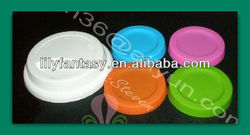 Costom a variety of specifications Silicone lid 100%FDA health