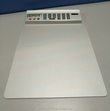 Popular A4 size Simple style writing pad clipboard with calculator & ruler