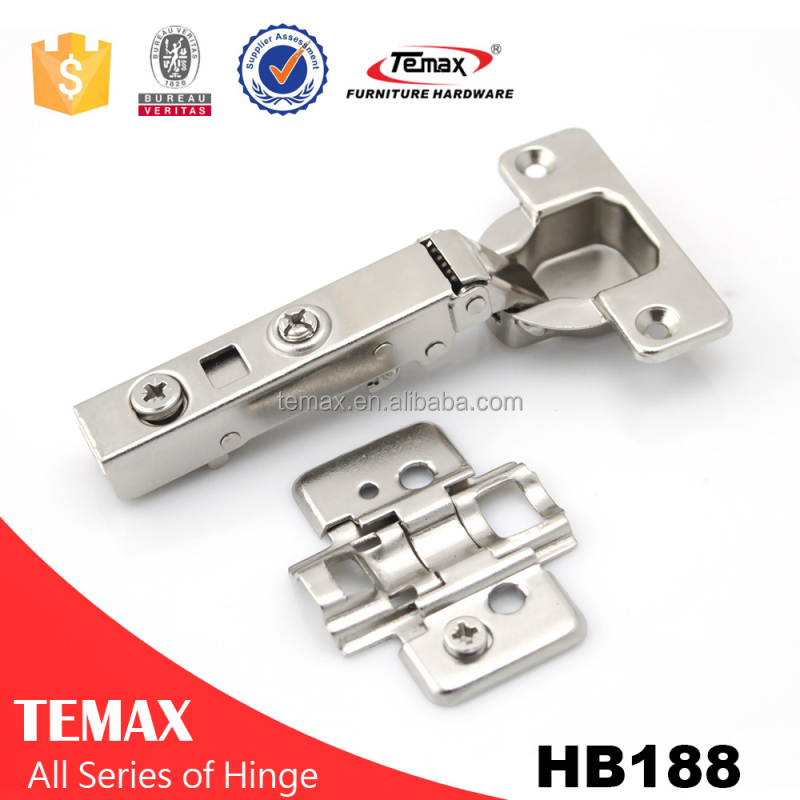 35Mm Cup Hydraulic 3D Adjustable Concealed Furniture Hinge