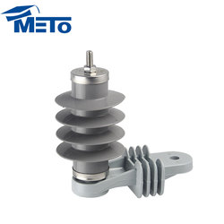 Best price of 9KV 5KA High discharge capacity Polymer type Power lightning arrester