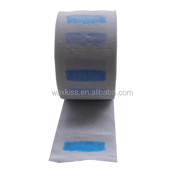 Disposable salon use disposable neck paper