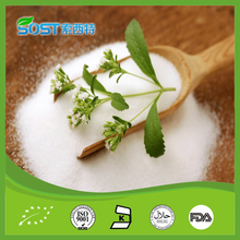 Food Sweetener Stevia Sugar Powder Stevioside