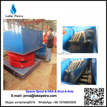 API spacer/ drilling spools double stugged adapter(DSA)