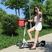 2017 new fashion licensed ride on detachable seat adult electric scooter hot sale in india