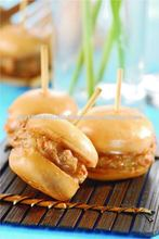 Dim Sum - chinese burger, bao, pau, snack, breakfast