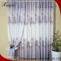 2016 Chinese style ready made wholesale wood bead door curtain