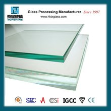 Toughened Clear Low Iron Glass