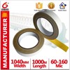 Yellow Release Solvent Embroidery Double Side Tape