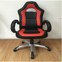 luxury leather car seat style racing seat office chair BY-1565