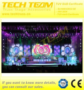 Used Stage Lighting Truss System Truss Equipment For Sale Heavy Duty Truss