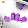 BYC Plastic Parts Hand Grenade Tire Valve Caps Guangzhou Motorcycle Spare