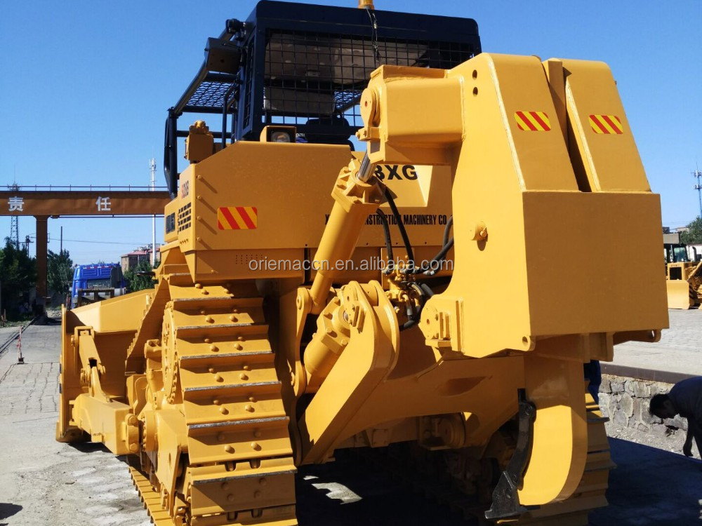 Brand New 80HP Shantui Mini Bulldozer SD08-3 for Sale