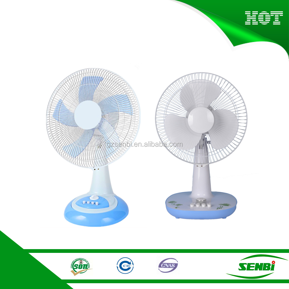 With CE approval 16 inch high velocity electric air table fan specs