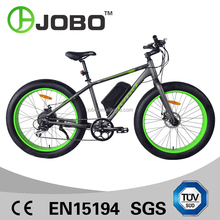 2016 350W High Power Motorcycle MTB Electric Fat Bike in 26''