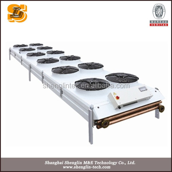 energy saving Downflow dry Air Cooler for Cold Room