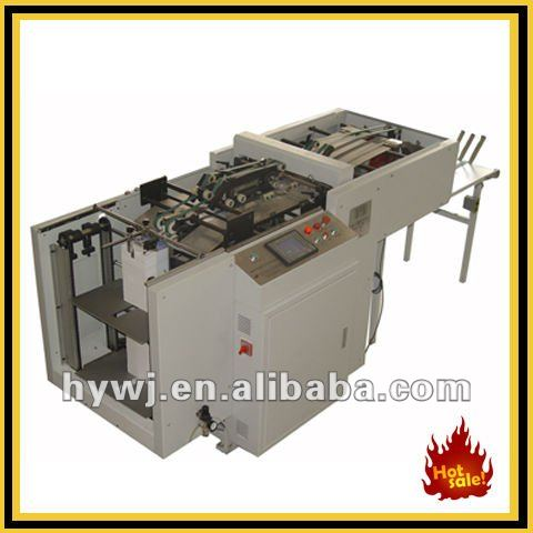 Hot sale stationery automatic paper hole drilling machine equipment