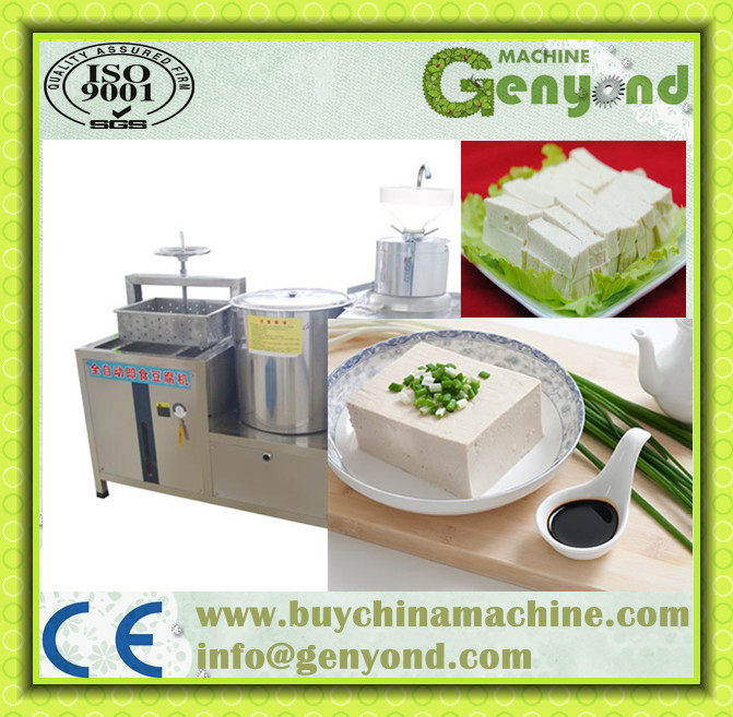 High quality Soya bean curd maker machine/ Tofu machine maker/soy milk curd making machine