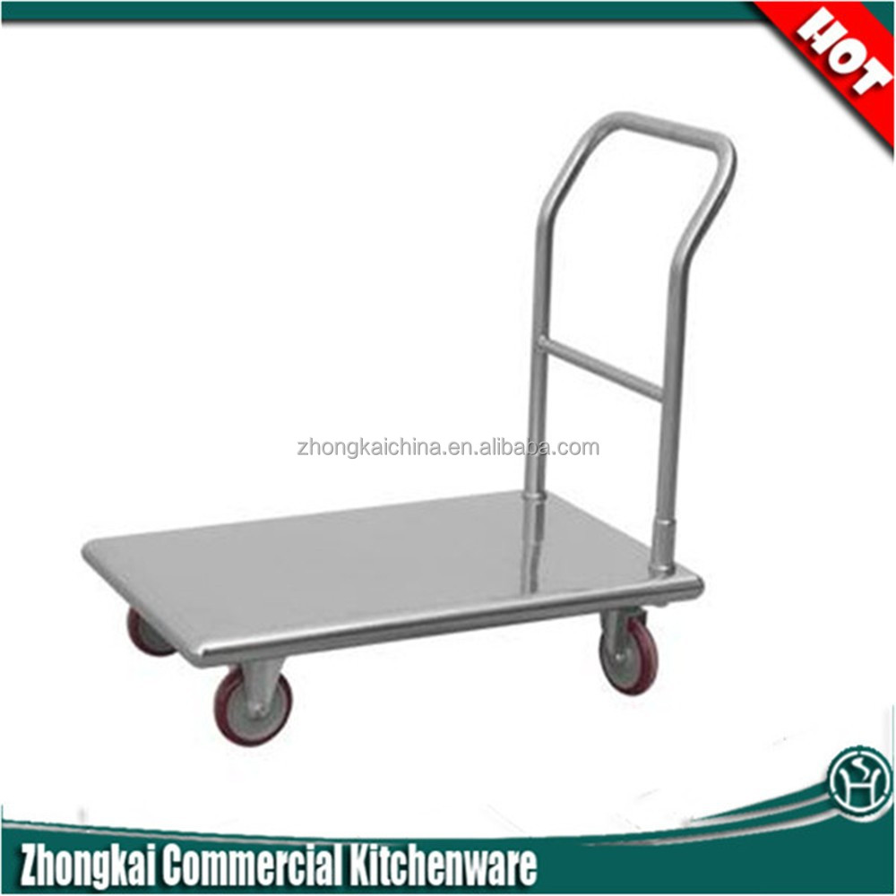 aircraft transfer cart/kitchen furniture/laboratory using stainless steel trolley cart