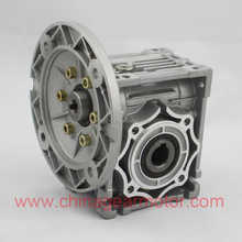 WJ-F-K hollow shaft worm gearboxes for ball mill pinion gear