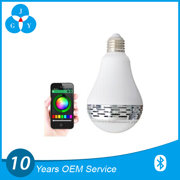 House sound systems pro speaker bluetooth speaker led bulb is more interesting