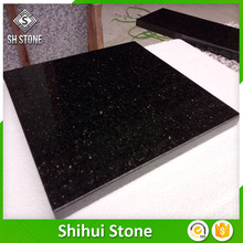 Fast Delivery A Grade Black Galaxy Granite Desk Tops