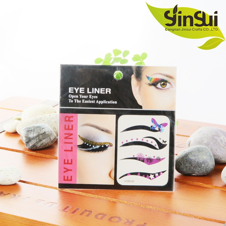 New arrival supplier eye temporary tattoo