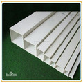 Anti-corrosion pvc conduit trunking factory directed with competive price 100X50mm