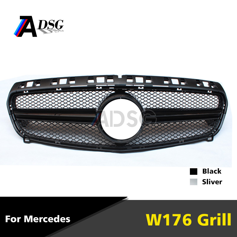 Mercedes W176 Front AMG Grill