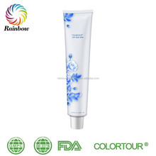 Newest design lasting effect professional richenna hair color manufacturers