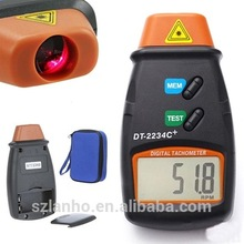 2016 new arrival Digital LED Laser Photo Tachometer dt-2234c