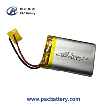 soft pack pounch battery 903450 1700mAh 3.7V lithium ion battery
