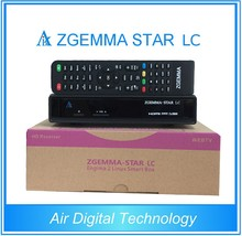 Air Digital Hi-Tech Supported Zgemma-Star LC Satellite Receiver Linux OS Enigma2 Full HD 1080P New Updated DVB-C One Tuner