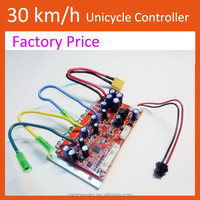 Electric Scooter controller Self balance unicycle motherboard Brushless motor controller PCBA Speed Max. 30 km/h One wheel car