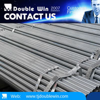 pressure rating schedule 80 st35.8 seamless carbon steel GI pipe
