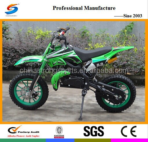 49cc Mini Dirt Bike and bike race DB002