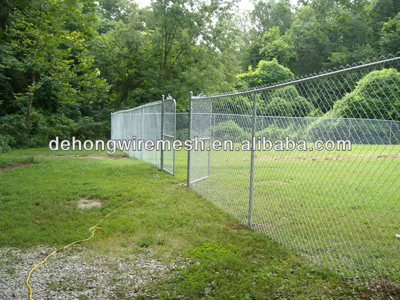 Fence for Outside Dog/Diamond Mesh Fence(ISO9001)