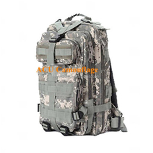 Hot Sale Super High Quality Nylon Outdoor Military Army Tactical Backpack Molle Camping Bag