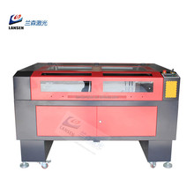 Factory directly supplying High Speed Honeycomb work table front and back through door Acrylic Co2 Laser Cutter machine Price